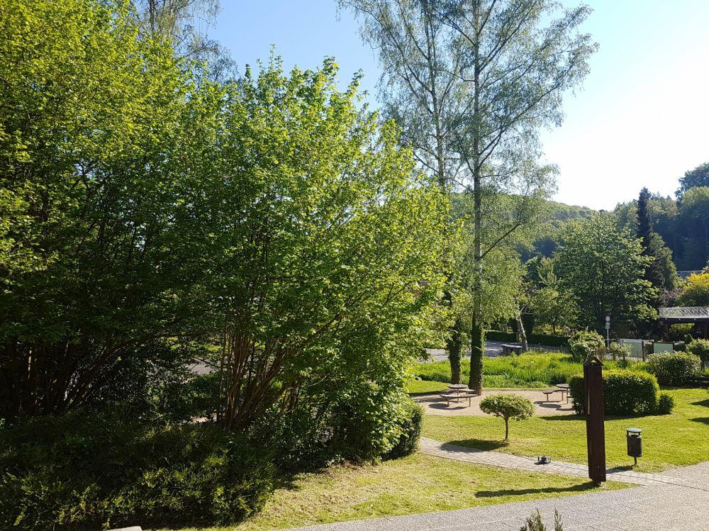 youth hostel larochette garden