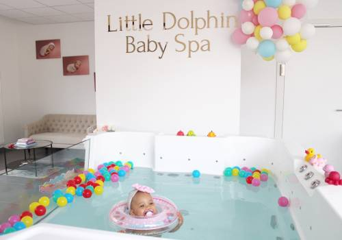 little dolphin baby spa 05