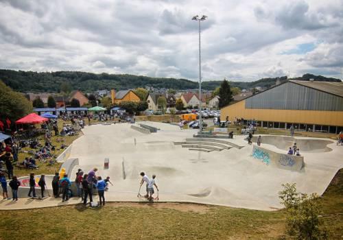 schifflange skatepark sports daniel schane medium