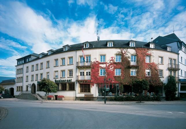 Hotel restaurant kinnen visit luxembourg for Garage mini luxembourg