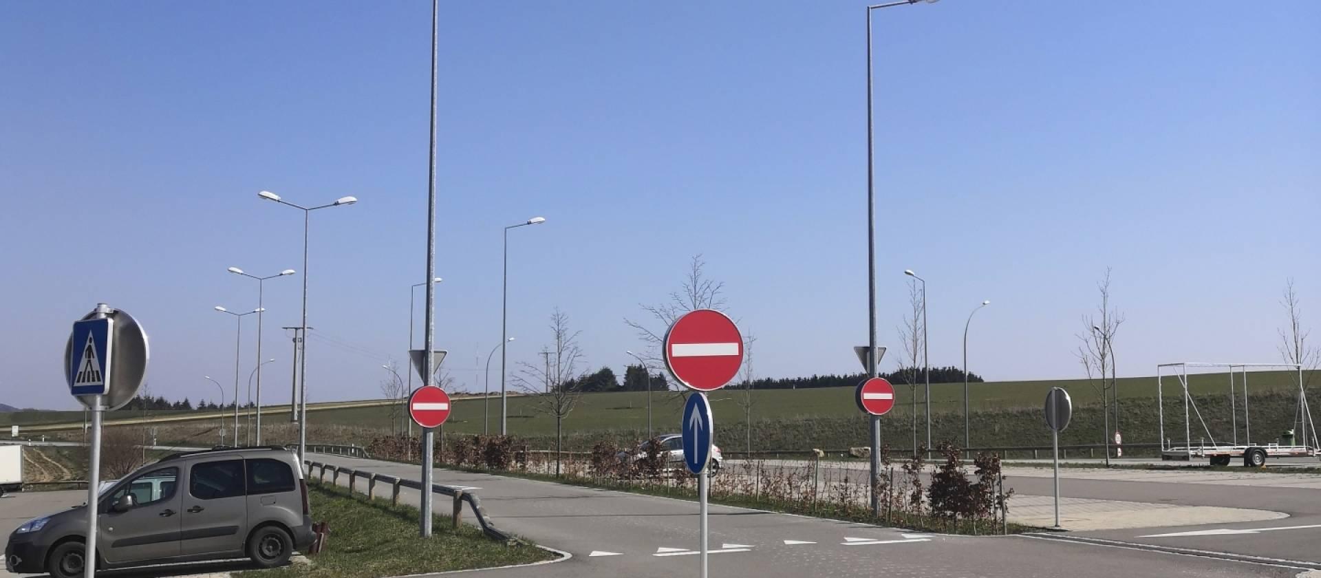 p r jonglenster parking