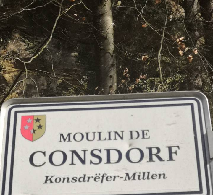 moulin de consdorf parking