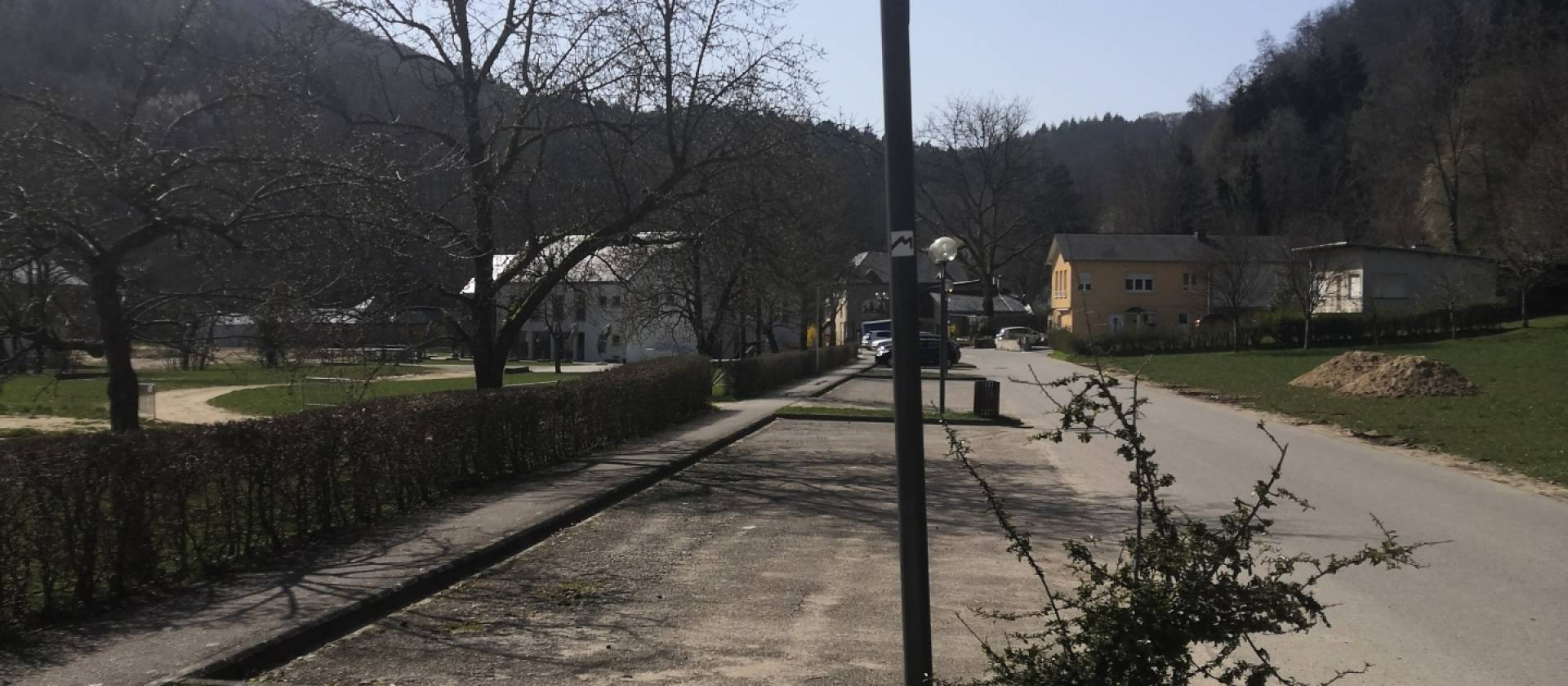 touristcenter heringer millen parking