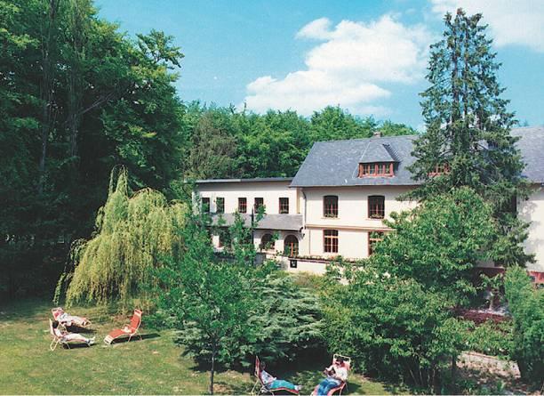 Hotel restaurant le bisdorff visit luxembourg - Petit jardin restaurant luxembourg le mans ...