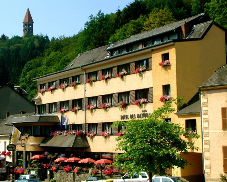 Boutique hotel des nations visit luxembourg for Design boutique hotels clervaux
