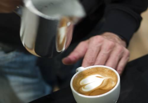 kaffee hand