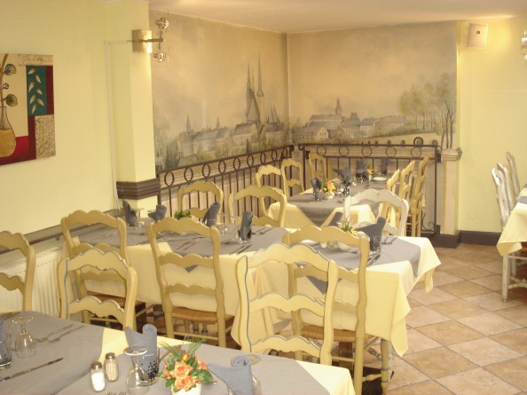 Restaurant le petrusse visit luxembourg for Cuisine luxembourg