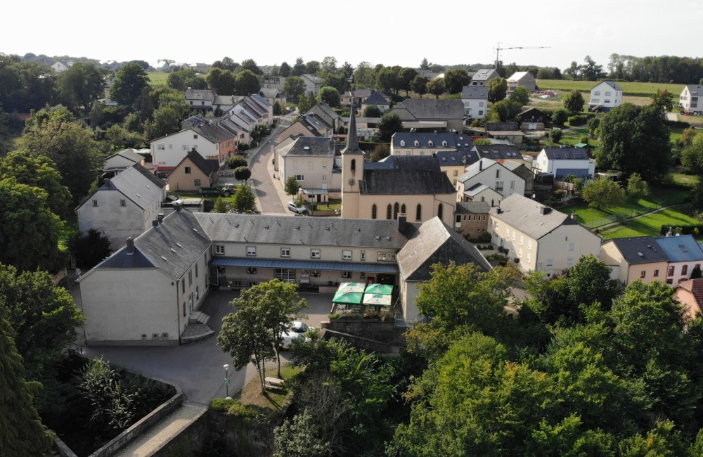 youth hostel hollenfels building 1