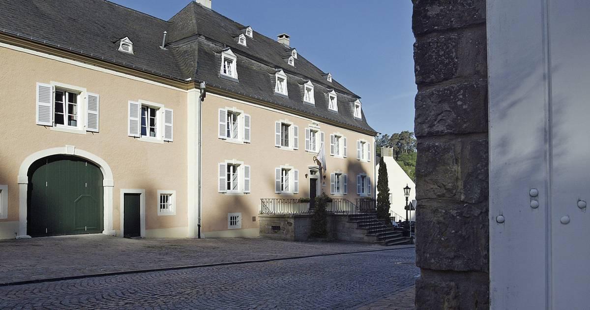 Jugendherberge Bourglinster - ORT Mullerthal