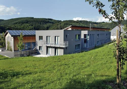 youth hostel lultzhausen
