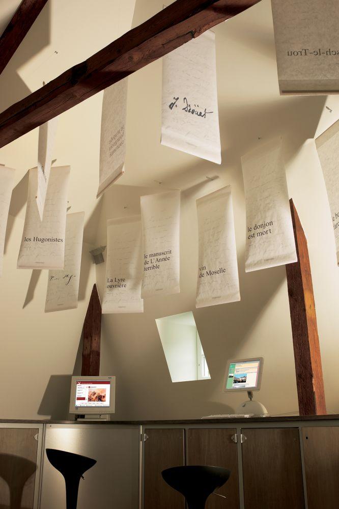 victor hugo house  literary museum vianden inside 2
