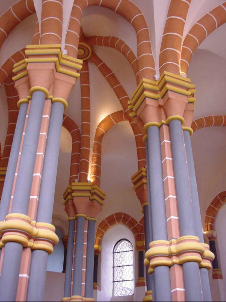 trinitarierkirche und kloster vianden 02
