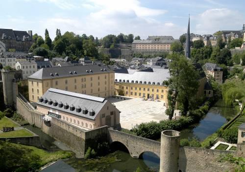 centre culturel de rencontre abbaye de neumenster ccrn
