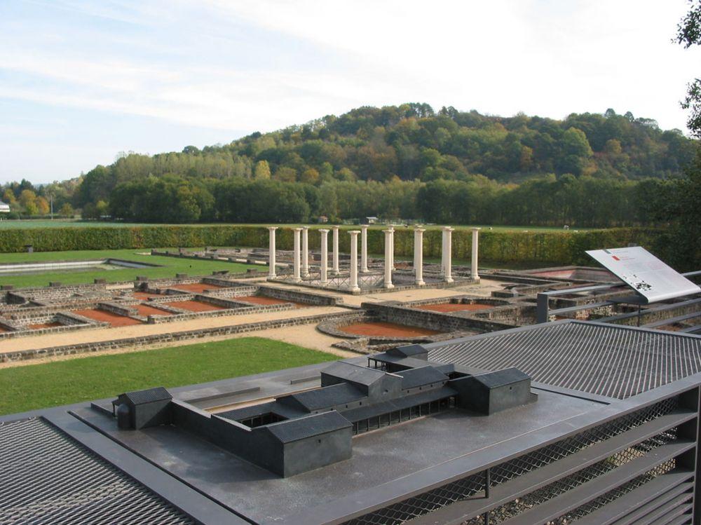 gallo roman site echternach 01