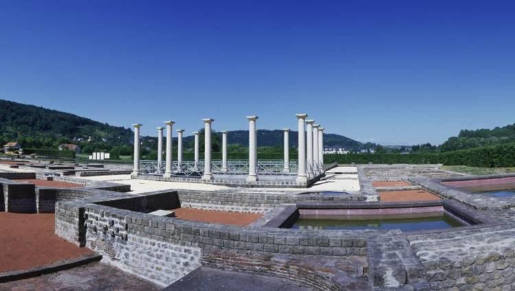 site gallo romain echternach