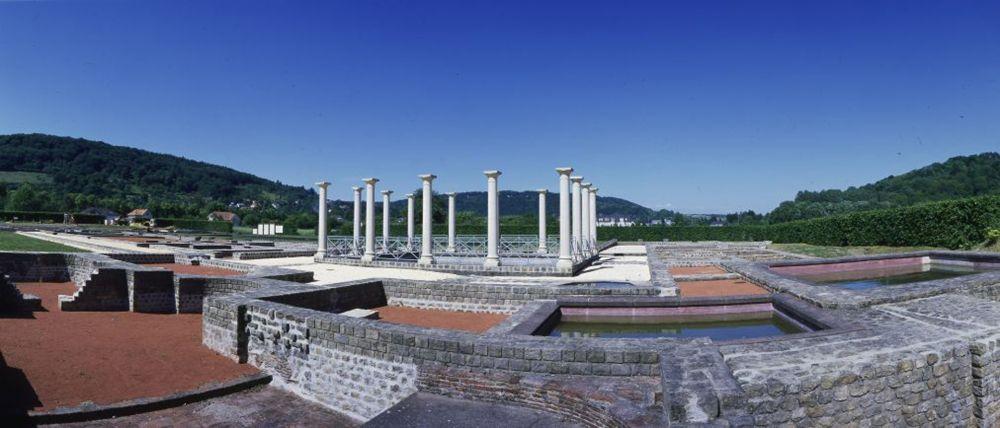 gallo roman site echternach