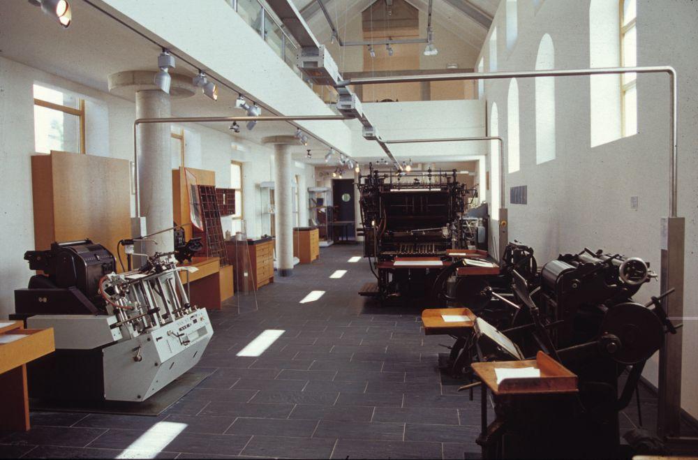 musee de l Imprimerie grevenmacher interieur 1