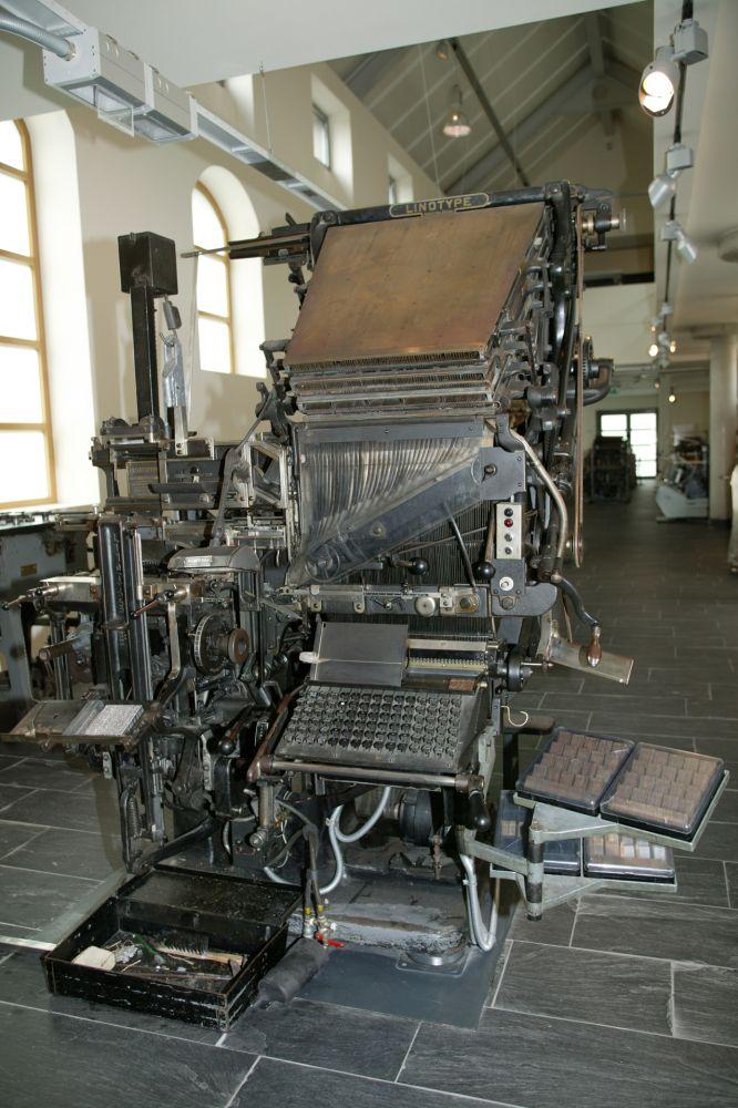 musee de l Imprimerie grevenmacher interieur 5