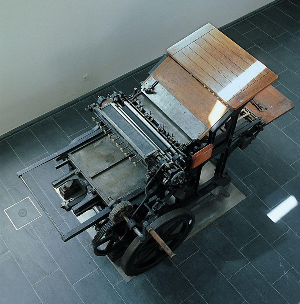 musee de l Imprimerie grevenmacher interieur 6