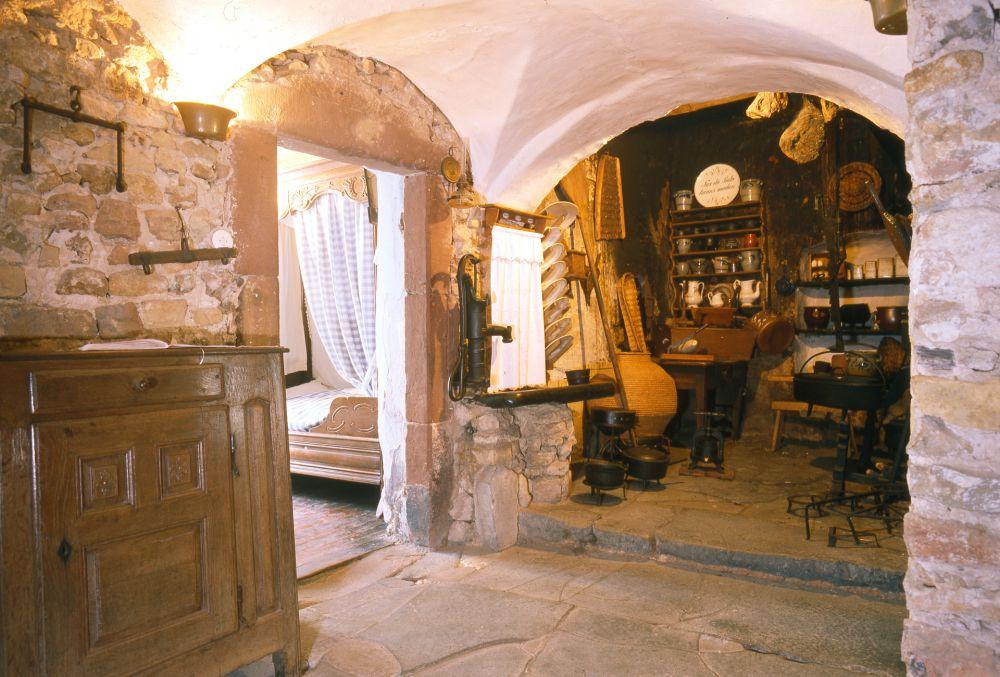 musee folklorique et viticole a possen interieur