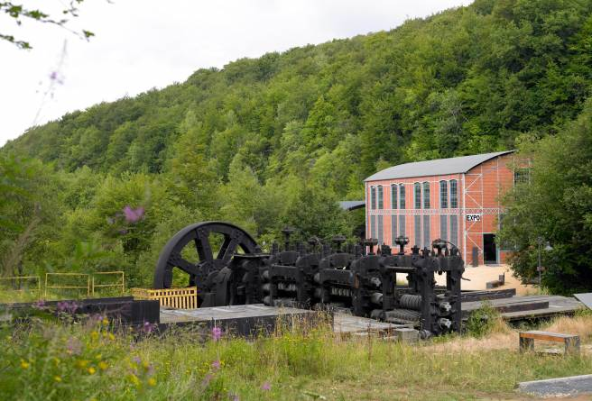 industry and railwaypark fond de gras outside 11