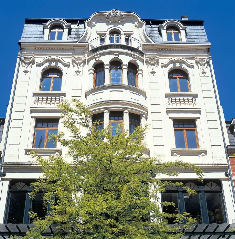 architecture in esch sur alzette