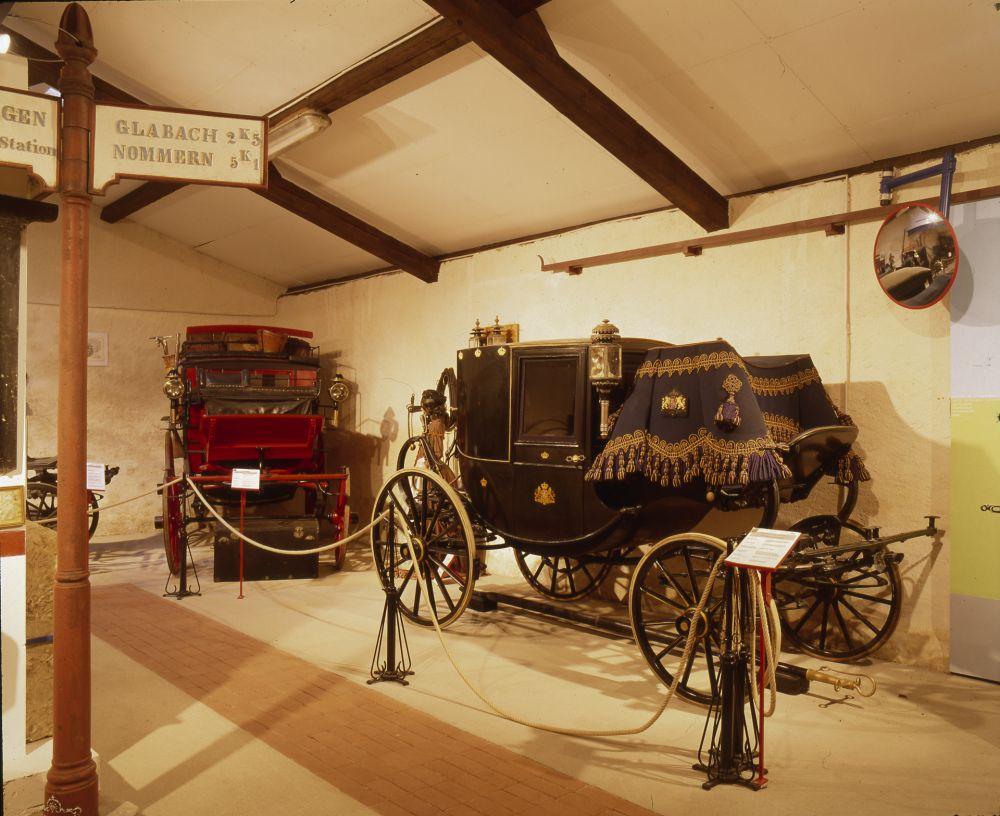 kutschen museum peppange innen 1