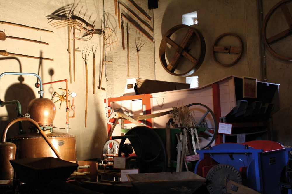 musee rural peppange interieur 1