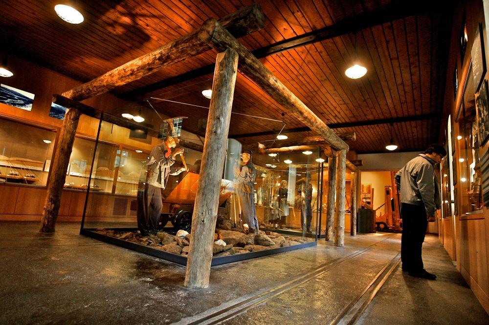 nationales bergbaumuseum rumelange innen 2