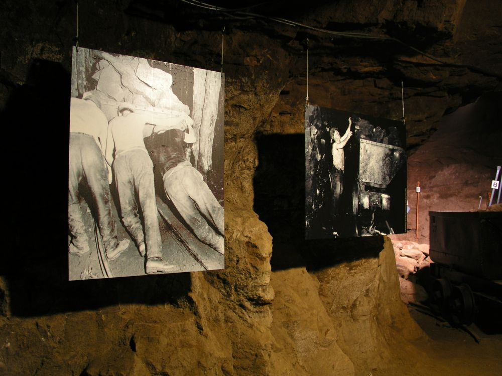 musee national des mines de fer luxembourgeoises rumelange interieur 15