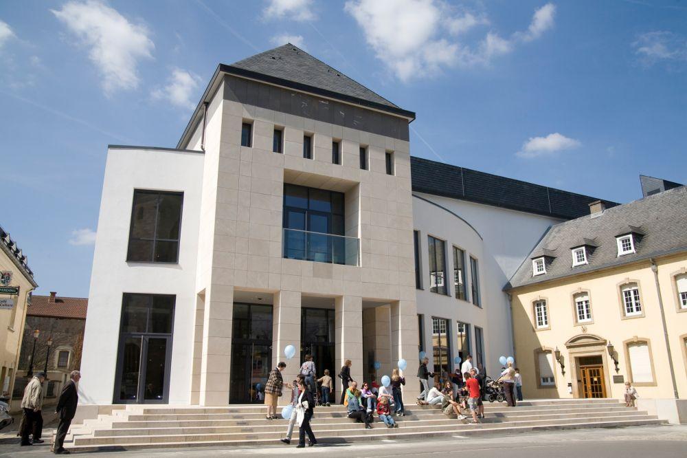 trifolion echternach centre culturel touristique et de congres 01