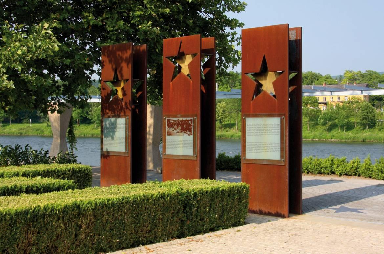 monument schengener abkommen