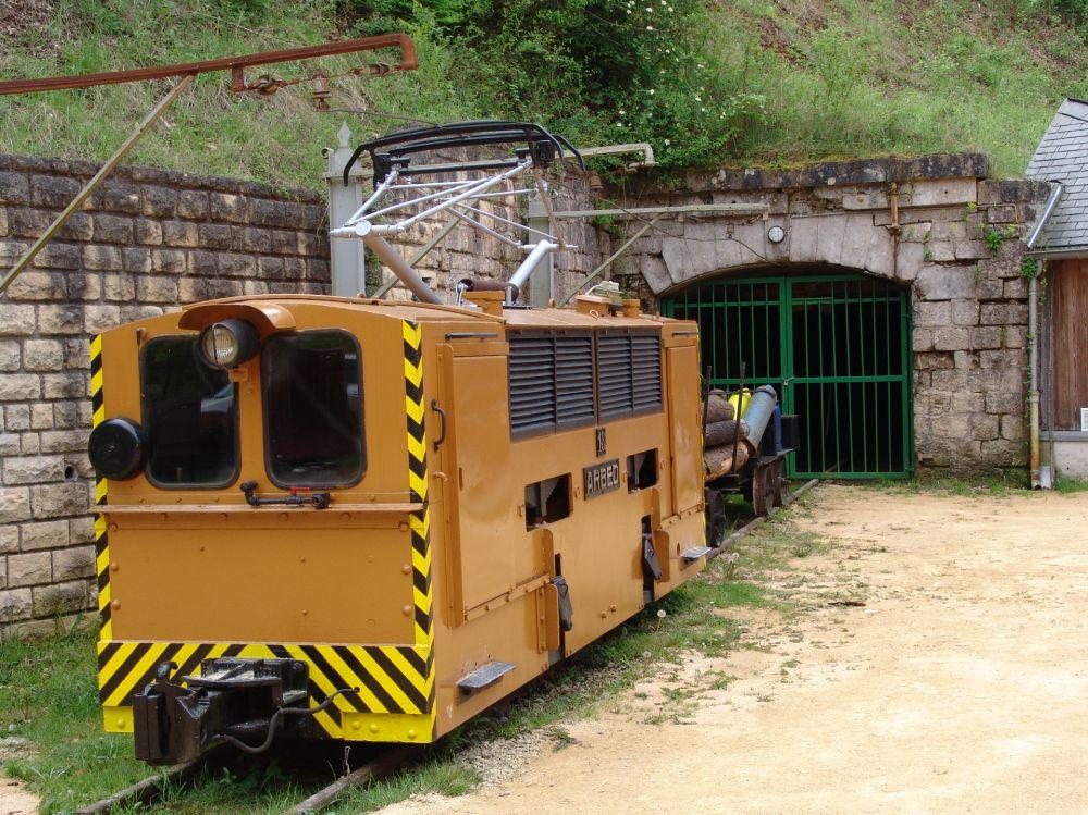 museum of the cockerill mine at ellergronn outside 2