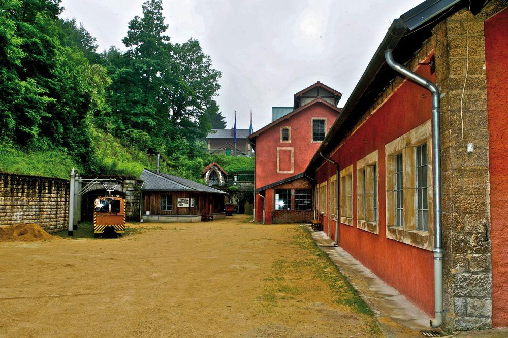 museum der cockerillmine im ellergronn aussen 5