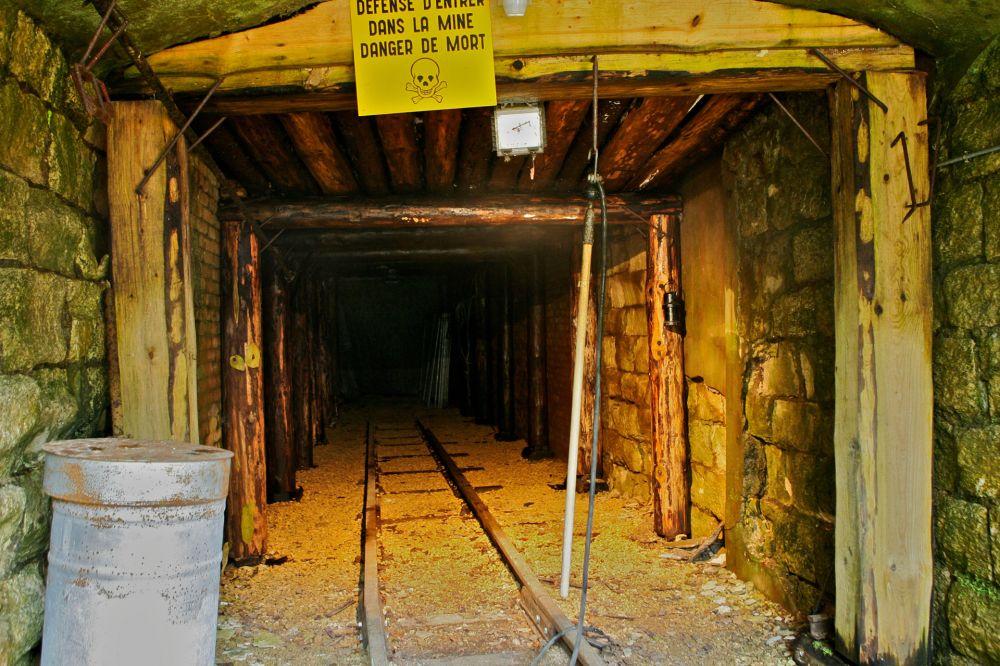 museum of the cockerill mine at ellergronn inside 4