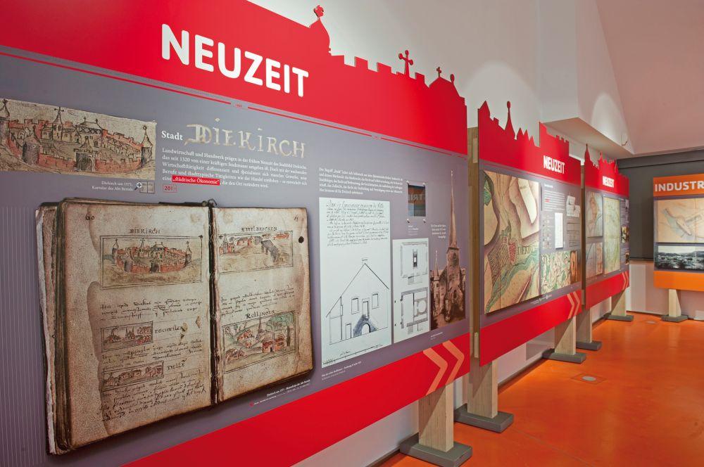 history museum diekirch mh s d inside