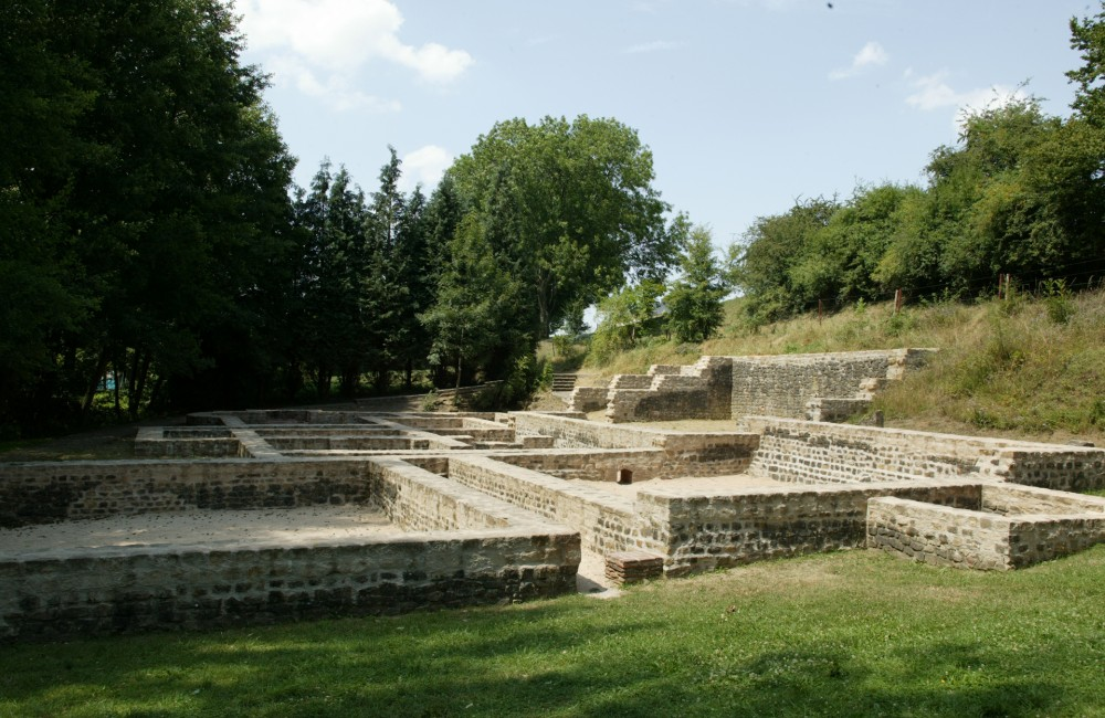 gallo roman site mamer 01