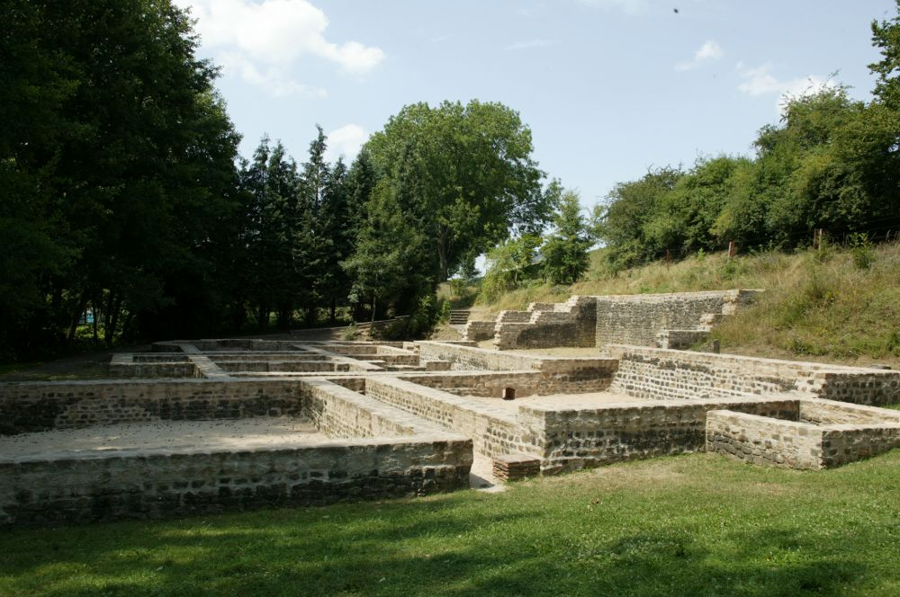 gallo roman site mamer 01
