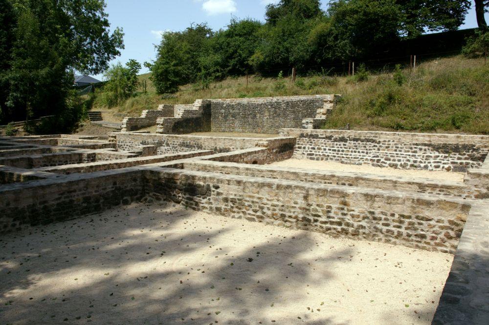 gallo roman site mamer 02