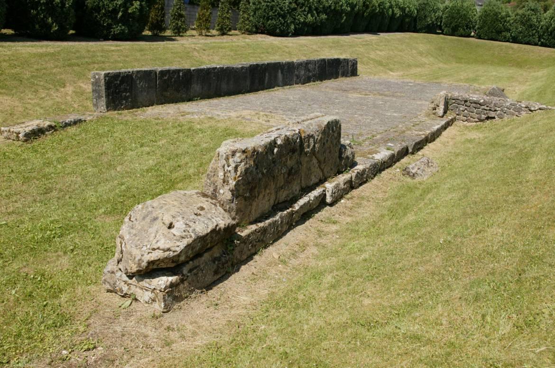 gallo roman site mersch 01