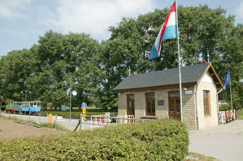 open air railway museum niederpallen outside