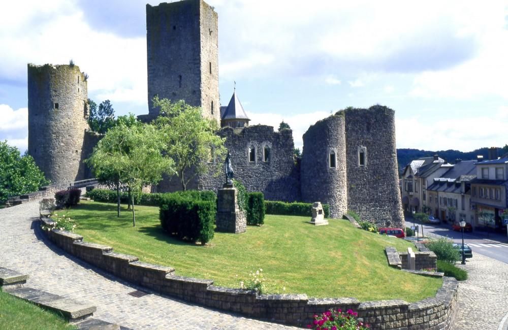 Schloss Useldange