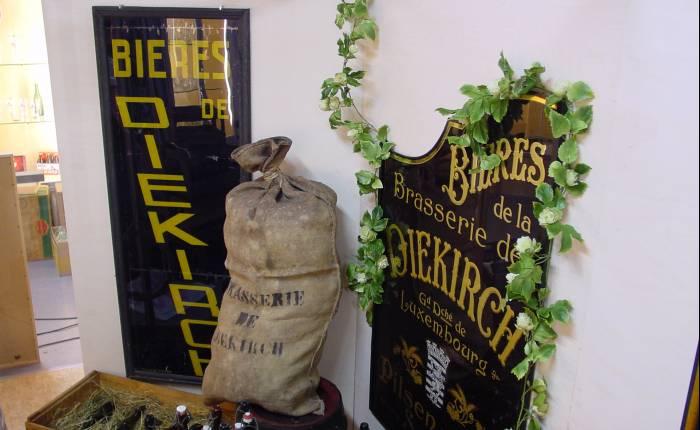 musee d'histoire de la brasserie diekirch interieur