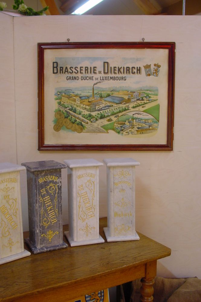 beermuseum of the diekirch brewery inside 6