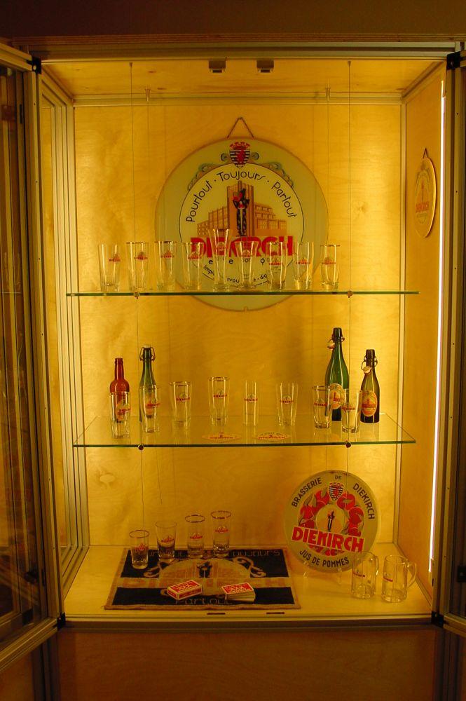 beermuseum of the diekirch brewery inside 7