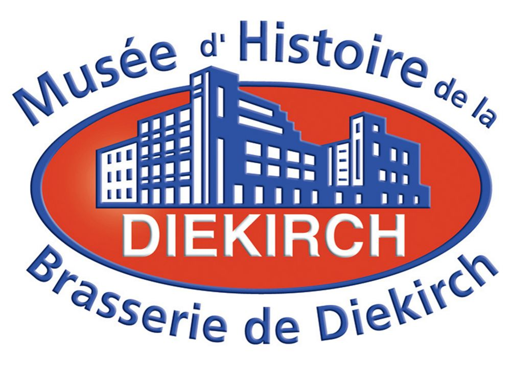 beermuseum of the diekirch brewery logo