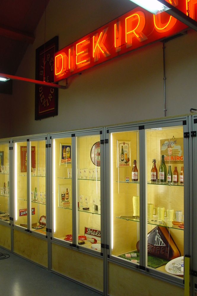 beermuseum of the diekirch brewery inside 9