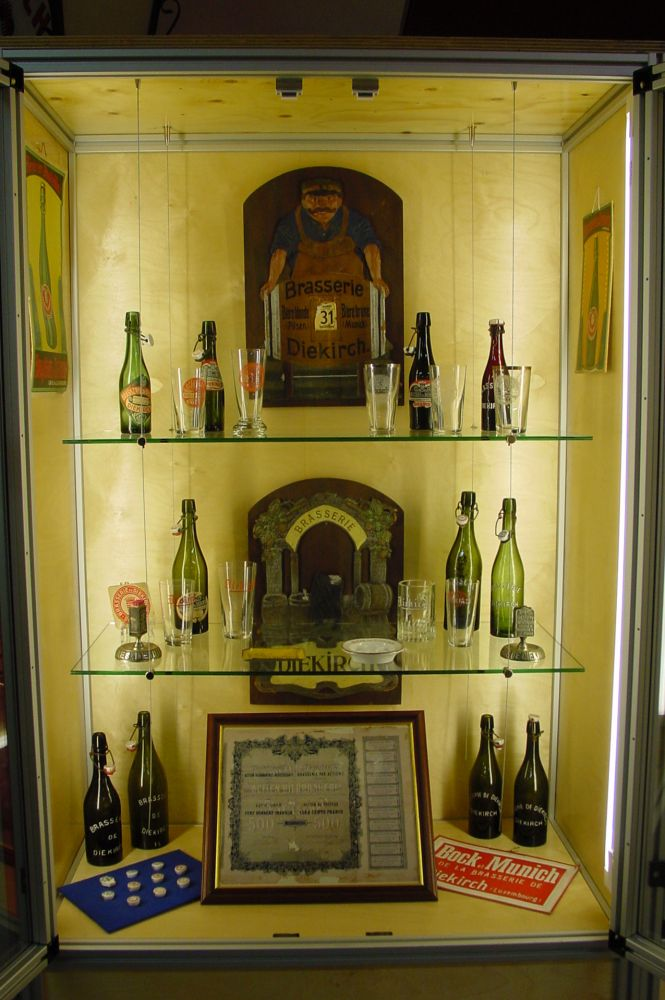 beermuseum of the diekirch brewery inside 10