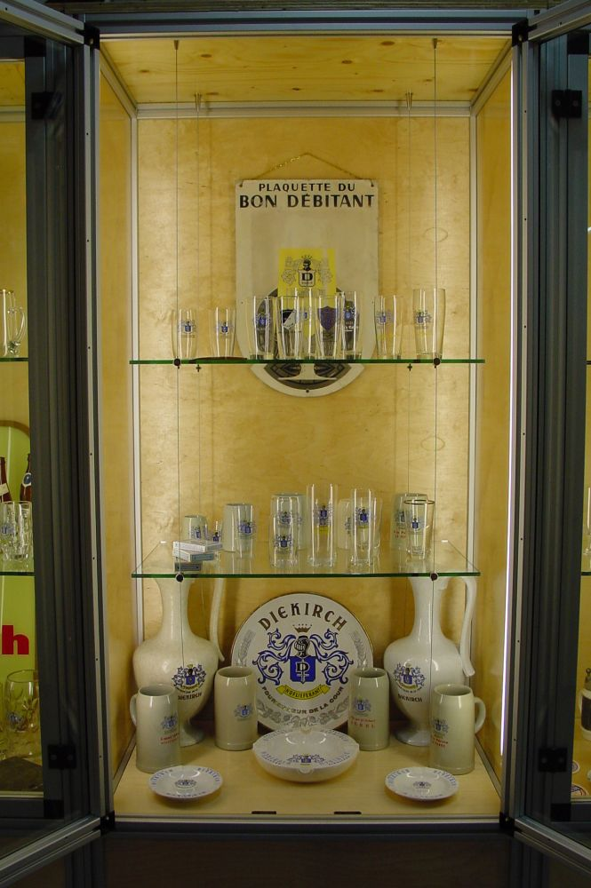 beermuseum of the diekirch brewery inside 11