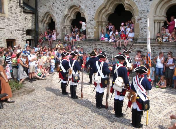 Medieval festival